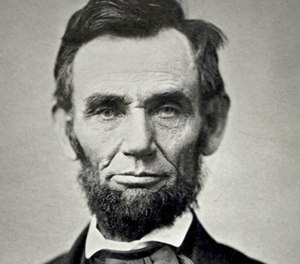 President Abraham Lincoln played a pretty significant role toward the progression of trauma care within our country. (Photo/Public Domain)