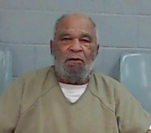 Pictured is Samuel Little. (Ector County Texas Sheriff's Office via AP)