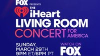 FOX, iHeartMedia, Elton John to host 'living room concert' benefiting first responders