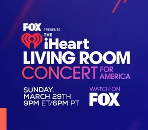 FOX and iHeartMedia will be presenting a special music event Sunday night to pay tribute to front-line first responders during the COVID-19 pandemic. The