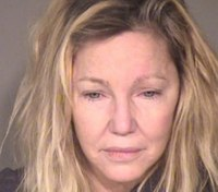 Heather Locklear arrested for attacking LEO, EMT