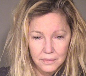 Locklear was sentenced to 120 days in jail, but she will only serve that sentence if she fails to complete a residential treatment program. (Photo/Ventura County Police Department)