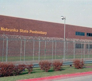This undated file photo shows the Nebraska State Penitentiary in Lincoln, Neb. (AP Photo/Daniel Luedert, File)