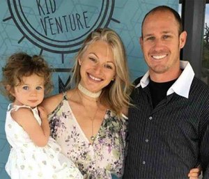 Cory Iverson leaves behind a wife, who is expecting a baby this April, as well as a two-year-old girl.