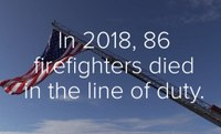 Video: Remembering those who died in the line of duty in 2018