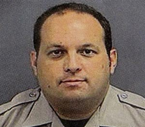 This picture released on Tuesday, Sept. 9, 2014 by the Charleston County, S.C., Sheriff's Department shows Deputy Joseph Matuskovic, 45, who was shot and killed on Sept. 8, 2014 at an apartment complex in Charleston, S.C.