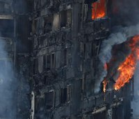 12 killed, 74 injured in massive London high-rise blaze