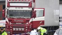 39 people found dead in truck in southeast England