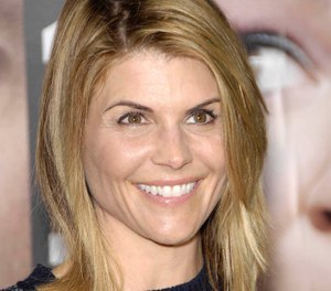 Lori Loughlin at the premiere of