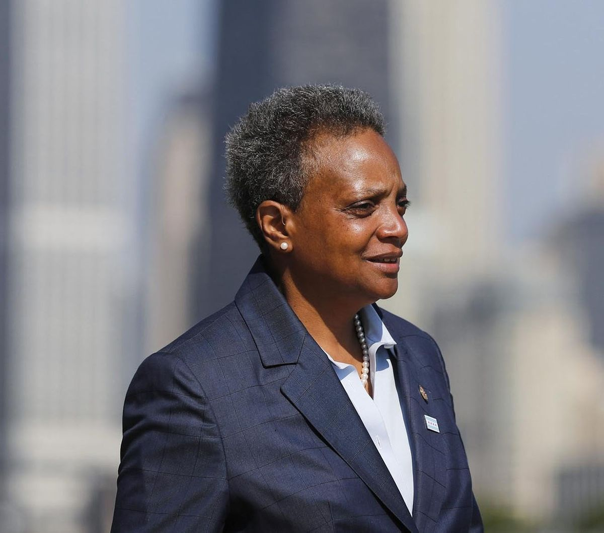current mayor of chicago