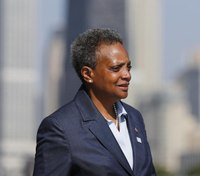 Hot mic picks up Chicago mayor calling police union official 'clown'