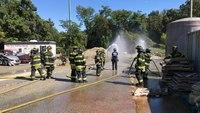 Volunteer firefighter shortage worries Pa., Del. officials