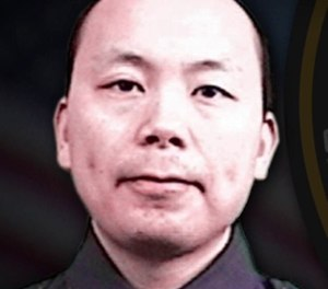 Pictured is Detective Wenjian Liu. (Photo/NYPD)