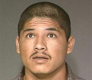 Luis Enrique Monroy-Bracamonte is seen in this undated photo provided by the Maricopa County Sheriff's Office.