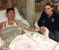 EMS couple injured in Las Vegas shooting sues shooter