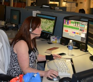 National Public Safety Telecommunications Week is a time to honor those dispatchers and public safety telecommunicators for the jobs they perform behind the scenes. (Photo/mil.wa.gov)