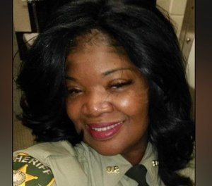Deputy Vanessa Mackey is the first Orleans Parish deputy to die from COVID-19 complications. (Photo/TNS)