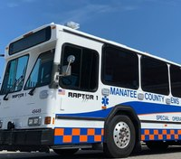 Fla. EMS transforms public bus into ambulance