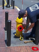 Spotlight: Mark-A-Hydrant® increases visibility, identification