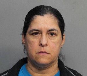 Maria Cabrera Gonzalez. (Miami-Dade Corrections Image)