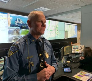 Mass. State Police Col. Christopher Mason introduced a bill into the state legislature that would improve the department's internal policies after several misconduct scandals. (Photo/TNS)