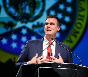 Oklahoma Gov. Kevin Stitt, in a bid for the state to lose its ranking as the state with the nation's highest incarceration rate, is expected to approve the commutations of over 400 prison sentences next week. (Photo/AP)