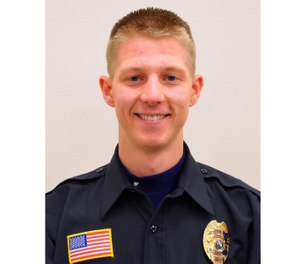 Officer Arik Matson was critically wounded Jan. 6 while responding to a call about a suspicious person roaming backyards in Waseca, Minn. (Photo/AP)