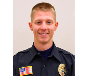 Officer Arik Matson was critically wounded Jan. 6 while responding to a call about a suspicious person roaming backyards in Waseca, Minn.
