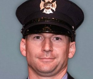 Matthew McDevitt was a member of Ladder Company 135 in Ridgewood, Queens. (Photo/FDNY)