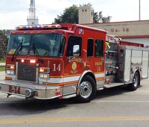 At least 16 Tulsa Fire Department trucks currently do not have functioning air conditioning systems.