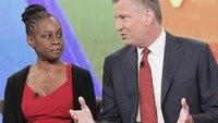 Tensions mount between NYC mayor, police union