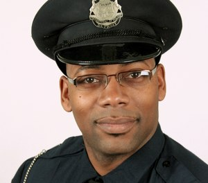 A gunman who fatally shot Detroit Officer Rasheen McClain and wounded another is allegedly linked to several other shootings. (Photo/AP)