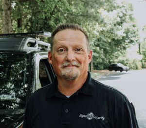 Mark McClure worked in law enforcement for more than 20 years and now operates several Signal 88 Security franchises with his business partners. McClure found the Signal 88 business model appealing because it provides experienced officer-operators with administrative and sales support.