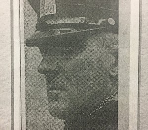 Oakwood officer Claude McCormick will be honored for dying in the line of duty 87 years ago. (Photo/TNS)