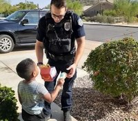 Ariz. LEO brings child Happy Meal after mistaken 911 phone call