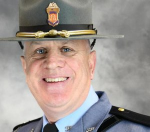Col. Mark McDonough was appointed to lead the state patrol in 2011. (Photo/GSP)