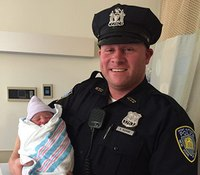 LEO helps deliver first baby born at World Trade Center since 9/11