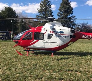 Portage becomes the third Med Flight location for UW Health. The others are in Madison and Mineral Point.