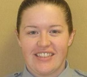 Sgt. Meggan Callahan. (Photo/North Carolina DPS)