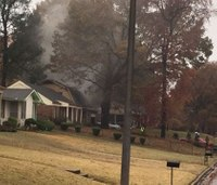 3 Memphis firefighters burned in house fire