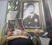Mural of Pa. officer killed 33 years ago dedicated