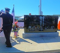 New memorial honors COs who responded on 9/11