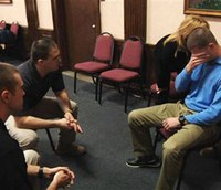 Police train to spot signs of psychiatric crisis