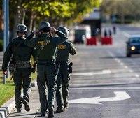 4 stabbed, attacker killed at California university