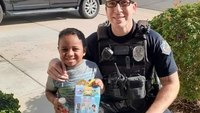5-year-old calls 911 to ask for Happy Meal, officer delivers his 'emergency'