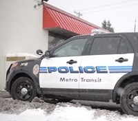 2 Twin Cities Metro Transit cops put on leave after suspect set self on fire in squad car