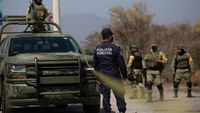 At least 13 police officers killed in ambush in Mexico