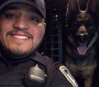 Texas officer dies of heart attack after K-9 training