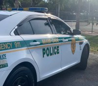 Police: Suspect's father intervenes when son puts Fla. cop in chokehold