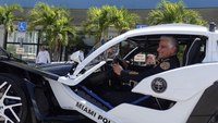 Miami PD hopes new 'cop car' will catch eyes, open minds